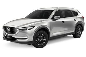 Mazda CX-8 Sport | FWD Petrol