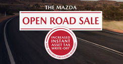 Open Road Sale