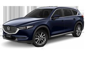 Mazda CX-8 Asaki | AWD Diesel