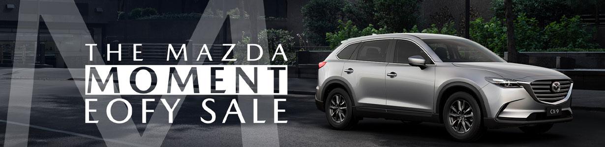 The Mazda Moment
